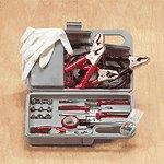 30 Piece Emergency Tool Kit