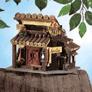 Wood Trading Post Birdhouse