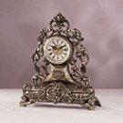Alabastrite Italian Mantel Clock