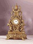Italy Style Cherubs Clock