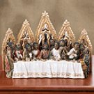 African Last Supper with Mirror