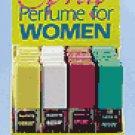 Lady's Spray Perfume On Display