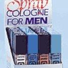 Man's Cologne On Display
