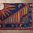 Celestial Print Cotton Sheet
