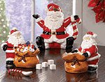 Santa Tea Service Set