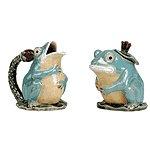 Frog Sugar & Creamer Set