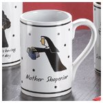 "Nun ""Mother Shoperior"" Mug"