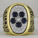 1978 Dallas Cowboys NFC American Football Conference Championship Rings Ring