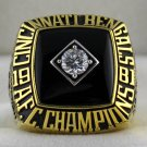 1981 Cincinnati Bengals AFC American Football Conference Championship Rings Ring