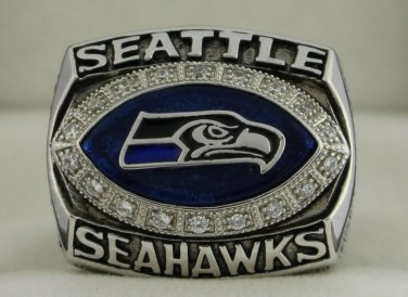 2005 Seattle Seahawks NFC National Football Conference Championship Rings Ring
