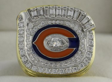 2006 Chicago Bears NFC National Football Conference Championship Rings Ring