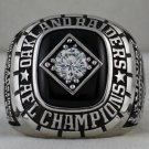1967 Oakland Raiders AFL Championship Rings Ring