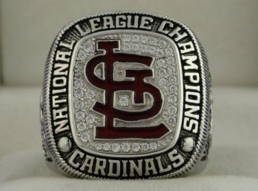 2013 St. Louis Cardinals NL National League World Series Championship Rings Ring