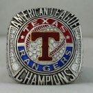 2011 Texas Rangers AL American League World Series Championship Rings Ring
