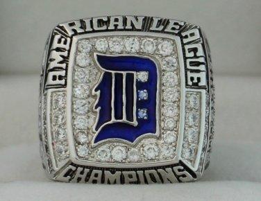 2006 Detroit Tigers AL American League World Series Championship Rings Ring