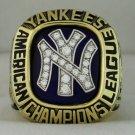 1976 New York Yankees AL American League World Series Championship Rings Ring