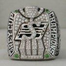 2013 Saskatchewan Roughriders CFL Grey Cup Championship Rings Ring