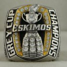 2005 Edmonton Eskimos The 93rd Grey Cup Championship Rings Ring