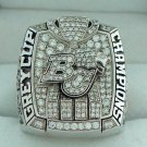 2011 BC Lions CFL Grey Cup Championship Rings Ring