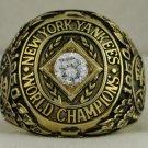 1950 New York Yankees World Series Championship Rings Ring