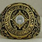 1961 New York Yankees World Series Championship Rings Ring