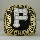 1979 Pittsburgh Pirates World Series Championship Rings Ring