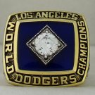 1981 Los Angeles Dodgers World Series Championship Rings Ring