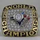 1993 Toronto Blue Jays World Series Championship Rings Ring