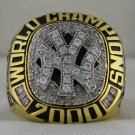 2000 New York Yankees World Series Championship Rings Ring
