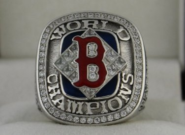 2004 Boston Red Sox World Series Championship Rings Ring