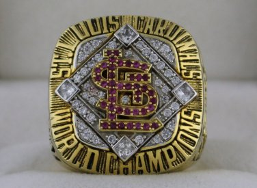 2006 St. Louis Cardinals World Series Championship Rings Ring