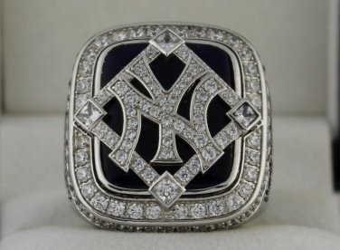 2009 New York Yankees World Series Championship Rings Ring