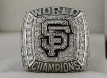 2012 San Francisco Giants World Series Championship Rings Ring