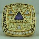 2002  La Lakers Championship Rings Ring