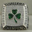 2008 Boston Celtics Basketball World Championship Rings Ring