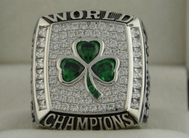 2008 Boston Celtics Basketball World Championship Rings Ring