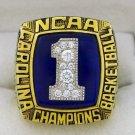 1993  North Carolina NCAA Basketball  National Championship Rings Ring
