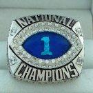 2007 Florida Gators NCAA SEC National Championship Rings Ring