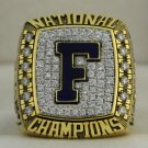 2008 Florida Gators Football NCAA BCS National Championship Rings Ring