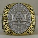 2004 Auburn Tigers NCAA SEC National Championship Rings Ring