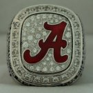 2012 Alabama Crimson Tide NCAA SEC National Championship Rings Ring