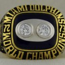 1973 Miami Dolphins  NFL Super Bowl Championship Rings  Ring
