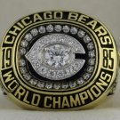 1985 Chicago Bears NFL Super Bowl Championship Rings  Ring