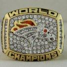1997 Denver Broncos NFL Super Bowl Championship Rings  Ring