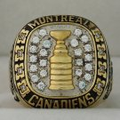 1958 Montreal Canadiens Stanley Cup Championship Rings Ring