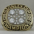1988 Edmonton Oilers Stanley Cup Championship Rings Ring
