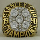 1990 Edmonton Oilers Stanley Cup Championship Rings Ring