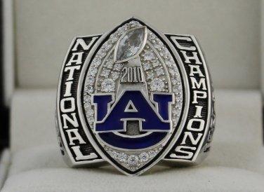 2010 Auburn Tigers NCAA BCS National Championship Rings Ring