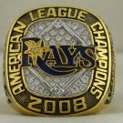2008 Tampa Bay Rays AL American League World Series Championship Rings Ring