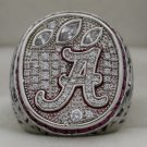 2012 Alabama Crimson Tide NCAA National Championship Rings Ring